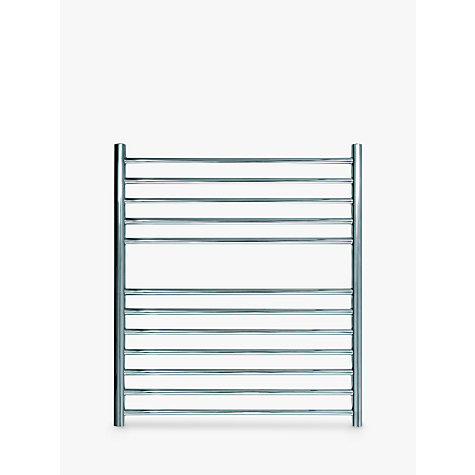 Buy John Lewis St Ives Central Heated Towel Rail and Valves, from the Wall Online at johnlewis.com
