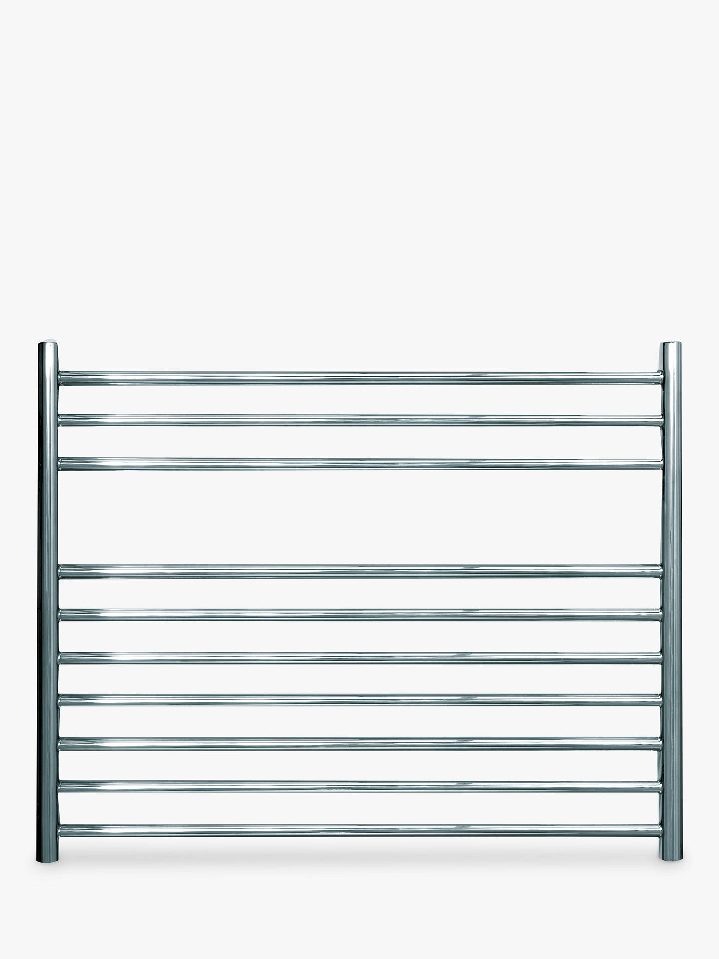 John Lewis & Partners Priory Standard Electric Heated Towel Rail at ...