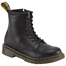 Buy Dr Martens Delaney Boots, Black Online at johnlewis.com