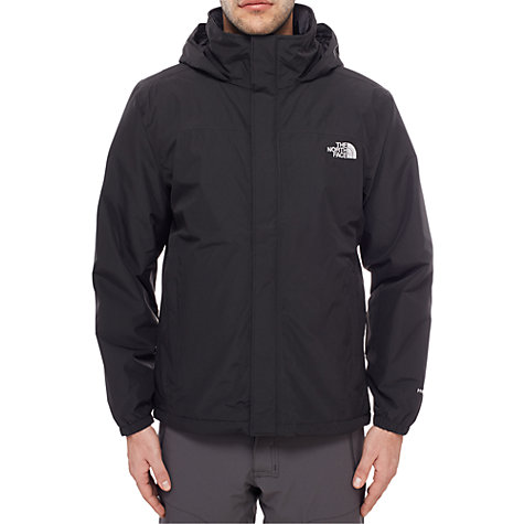 Buy The North Face Resolve Insulated Waterproof Men's Jacket, Black Online  at johnlewis. ...