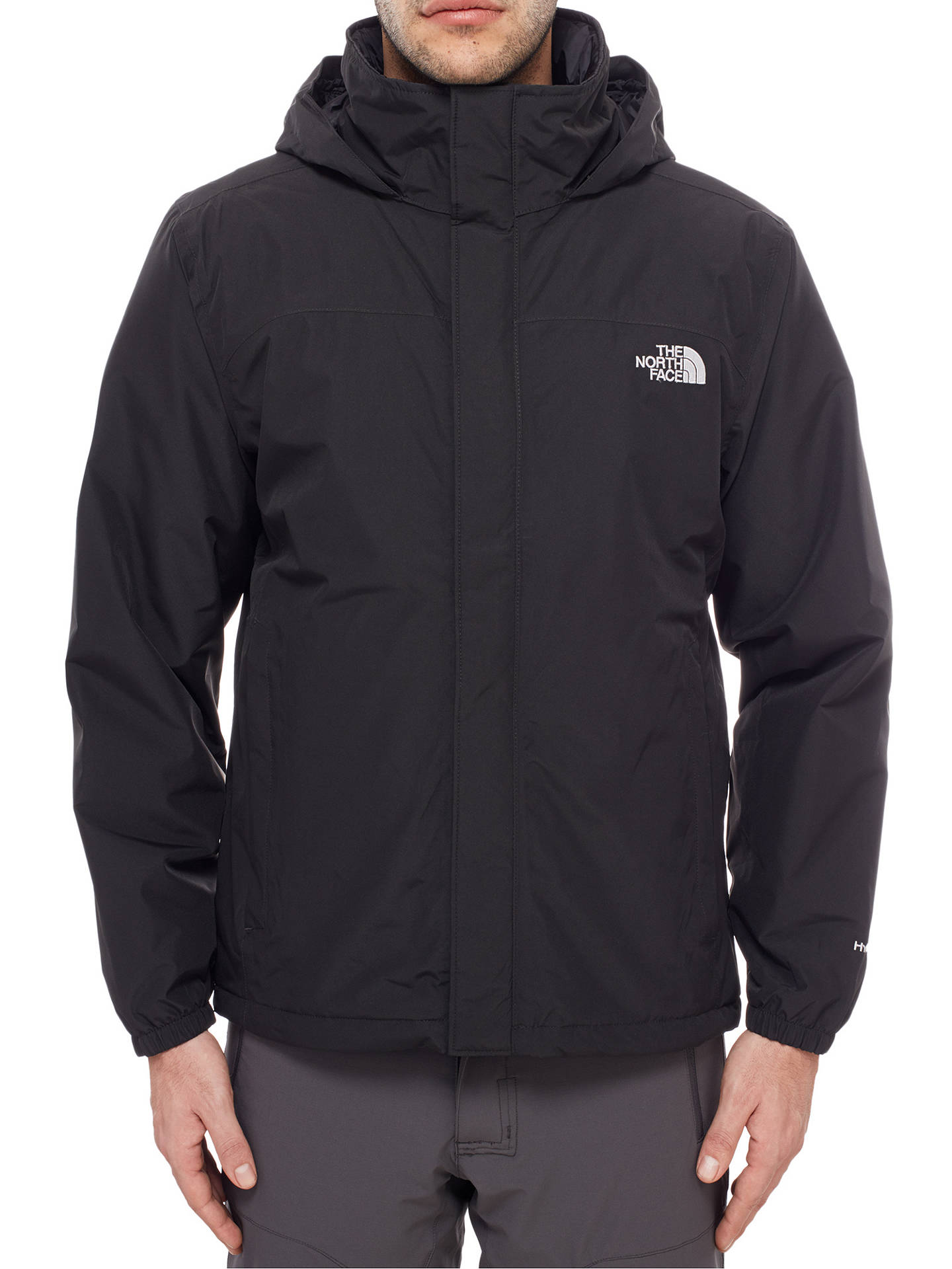 449ac02e The North Face Resolve Insulated Waterproof Men's Jacket, Black