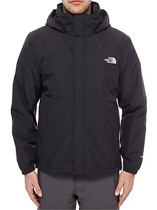 The North Face Resolve Insulated Waterproof Men's Jacket, Black