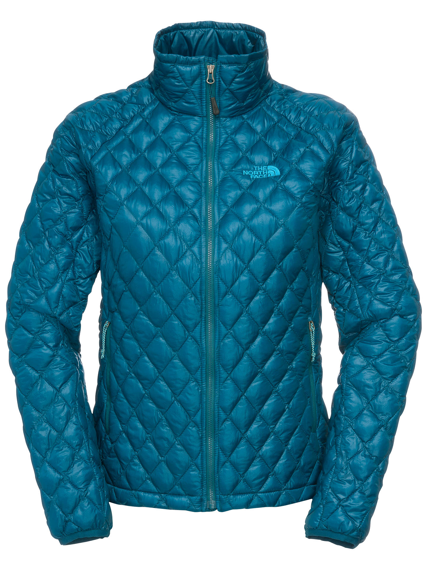 b14bf6e9a The North Face Women's Thermoball Quilted Jacket at John Lewis ...