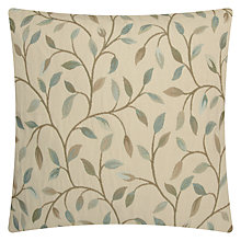 Buy Voyage Cervino Cushion, Duck Egg Online at johnlewis.com