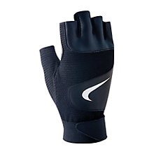 Buy Nike Legendary Training Gloves, Black Online at johnlewis.com