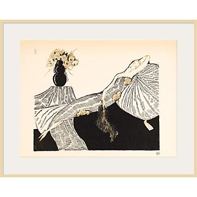 The Courtauld Gallery, Gazette du Bon Ton – No7 1920 Les Quatre Bouquets Print