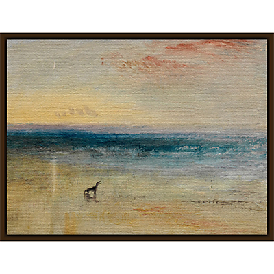 The Courtauld Gallery, Joseph Mallord William Turner – Dawn After the Wreck Circa 1841 Print