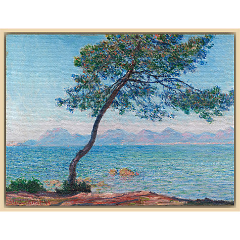 Buy The Courtauld Gallery, Claude Monet - Antibes 1888 Print Online at johnlewis.com