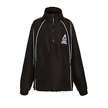 Buy The Minster School, Southwell, Unisex Sports Jacket, Black Online at johnlewis.com