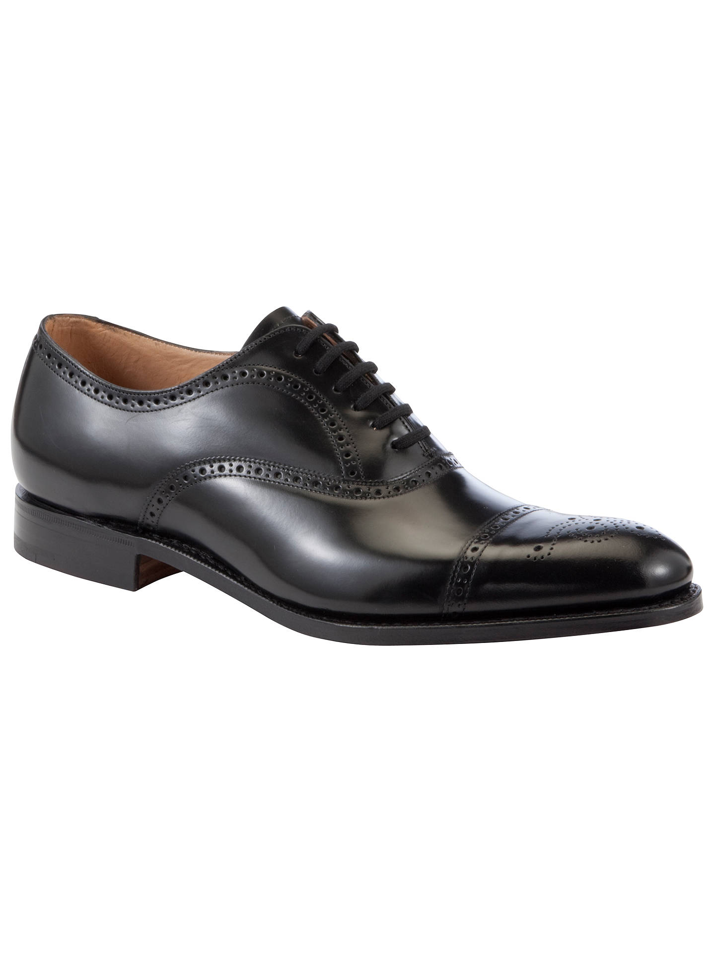 512c3200db27c4 Church s London Goodyear Welt Brogue Oxford Shoes at John Lewis ...