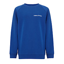Buy Halcyon London International School Unisex Sweatshirt, Royal Blue Online at johnlewis.com
