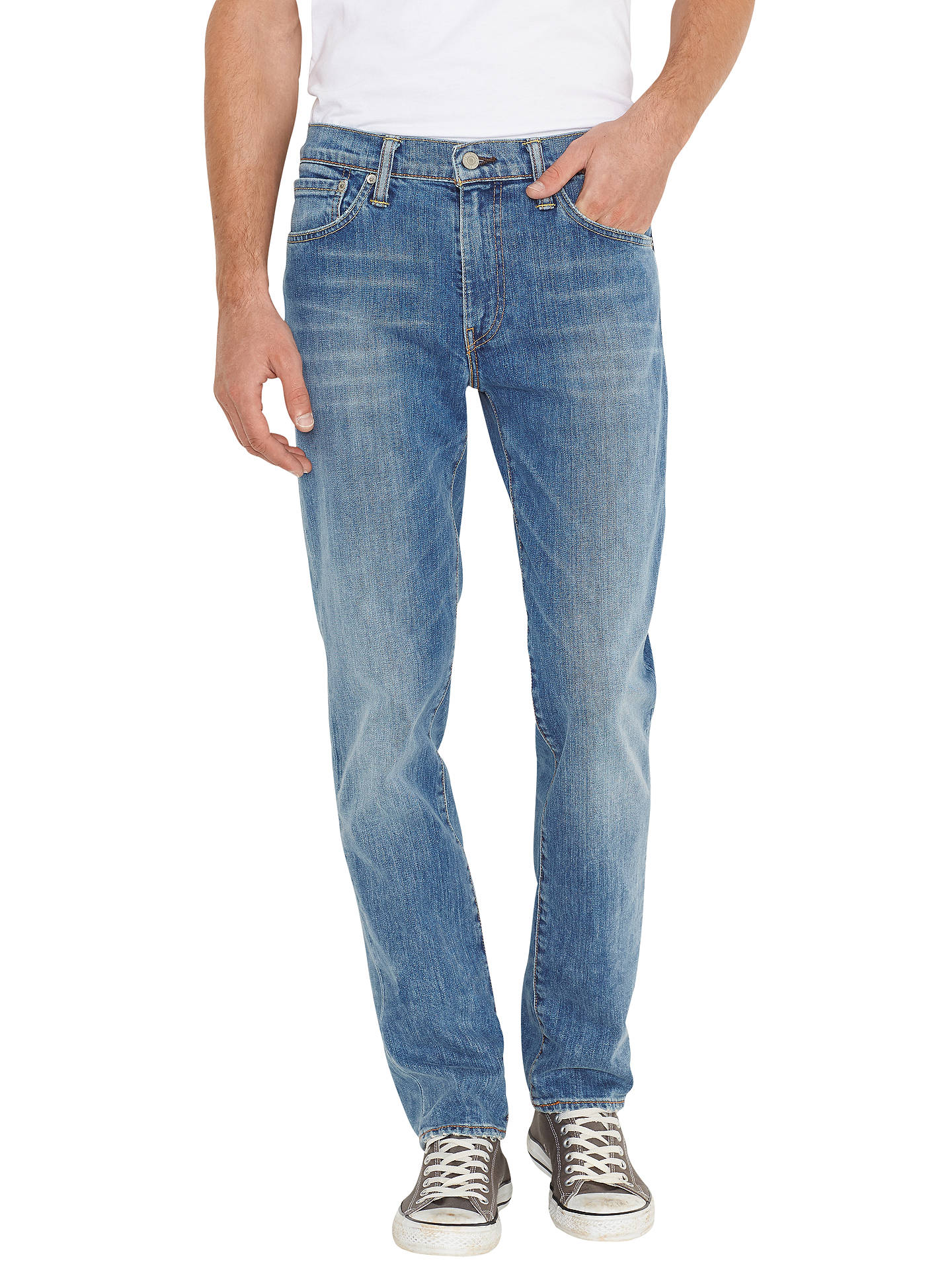 Buy Levi's 511 Slim Jeans, Harbour, 30S Online at johnlewis.com