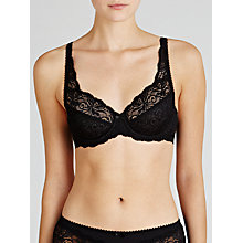 Buy John Lewis Lauren Lace Underwired Bra Online at johnlewis.com