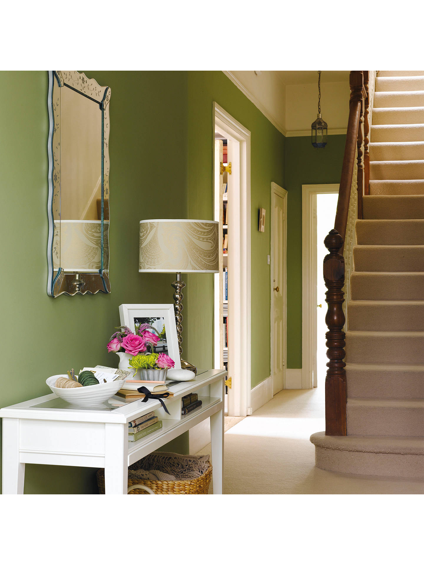 Buy The Little Greene Paint Company Absolute Matt Emulsion Greens Tester Pot, Garden (86) Online at johnlewis.com