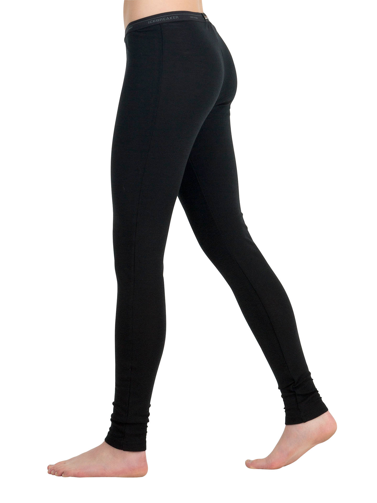 f87f1b22c0c ... Buy Icebreaker Everyday Leggings, Black, S Online at johnlewis.com ...