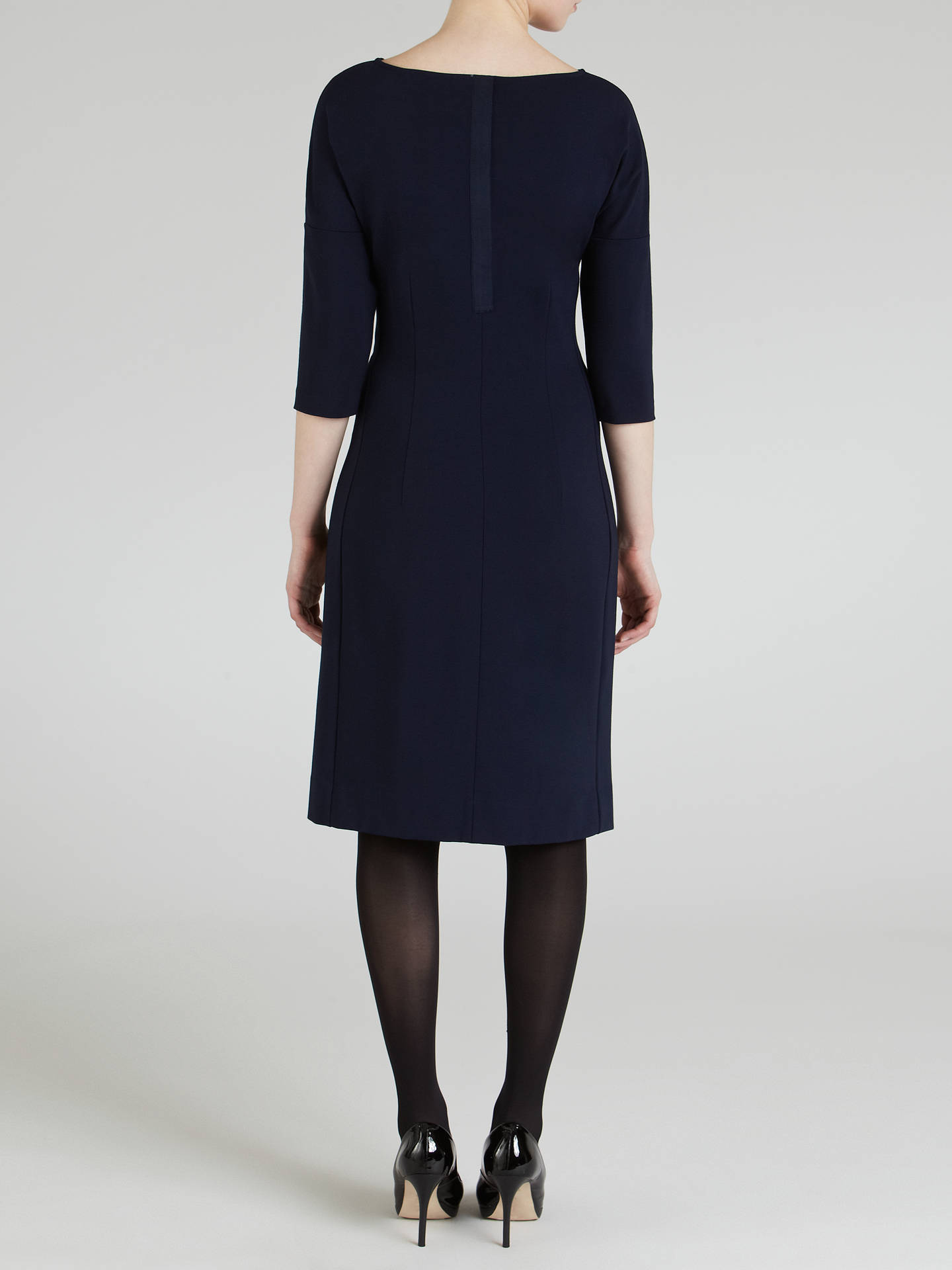 Buy Winser London Miracle Dress, Midnight Navy, 6 Online at johnlewis.com