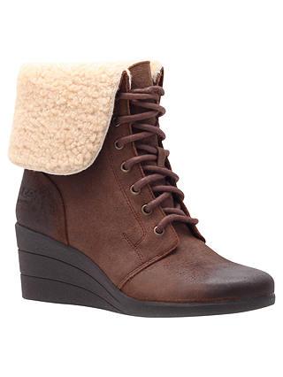 af314b77b39 UGG Zea Wedge Ankle Boots at John Lewis & Partners