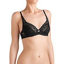 Buy Triumph Amourette Spotlight Underwired Bra Online at johnlewis.com