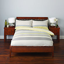 Buy John Lewis Nanako Cotton Bedding Online at johnlewis.com