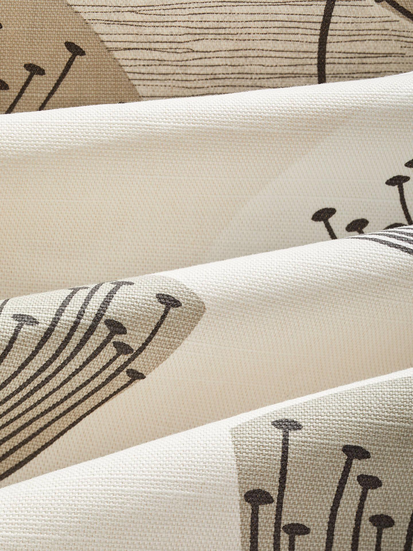 Sanderson Dandelion Clocks Pair Lined Eyelet Curtains