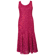 Buy Chesca Cornelli Trimmed Dress Online at johnlewis.com