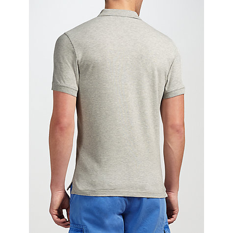 Buy Gant Contrast Placket Polo Shirt Online at johnlewis.com