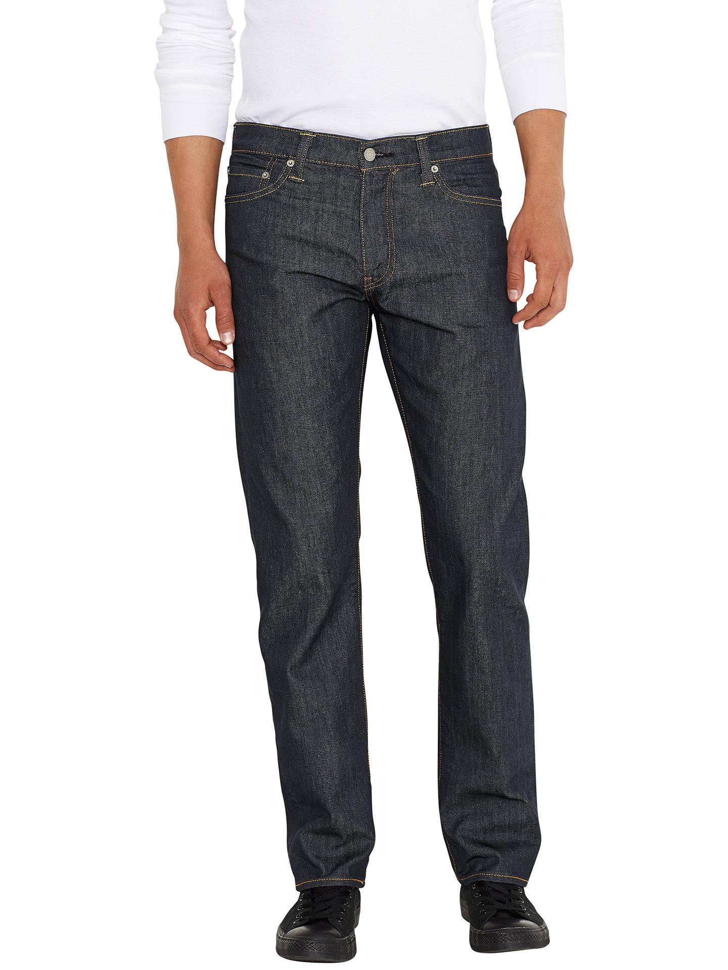 6ece38e5 Buy Levi's 504 Regular Straight Jeans, Hi Def, 30S Online at johnlewis. ...