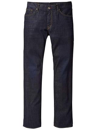 spottbillig weich und leicht klassisch Tommy Hilfiger Mercer Straight Jeans, Clean Blue at John ...