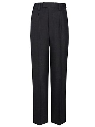 John Lewis & Partners Boys' Polywool School Trousers