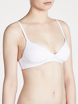 John Lewis & Partners Non-Wired T-Shirt Bra