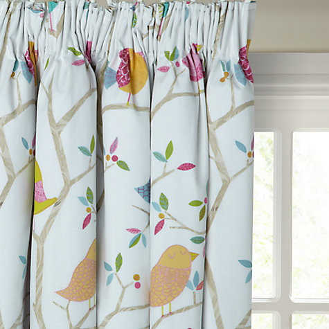 Buy Harlequin What A Hoot Pencil Pleat Pair Blackout Lined ...