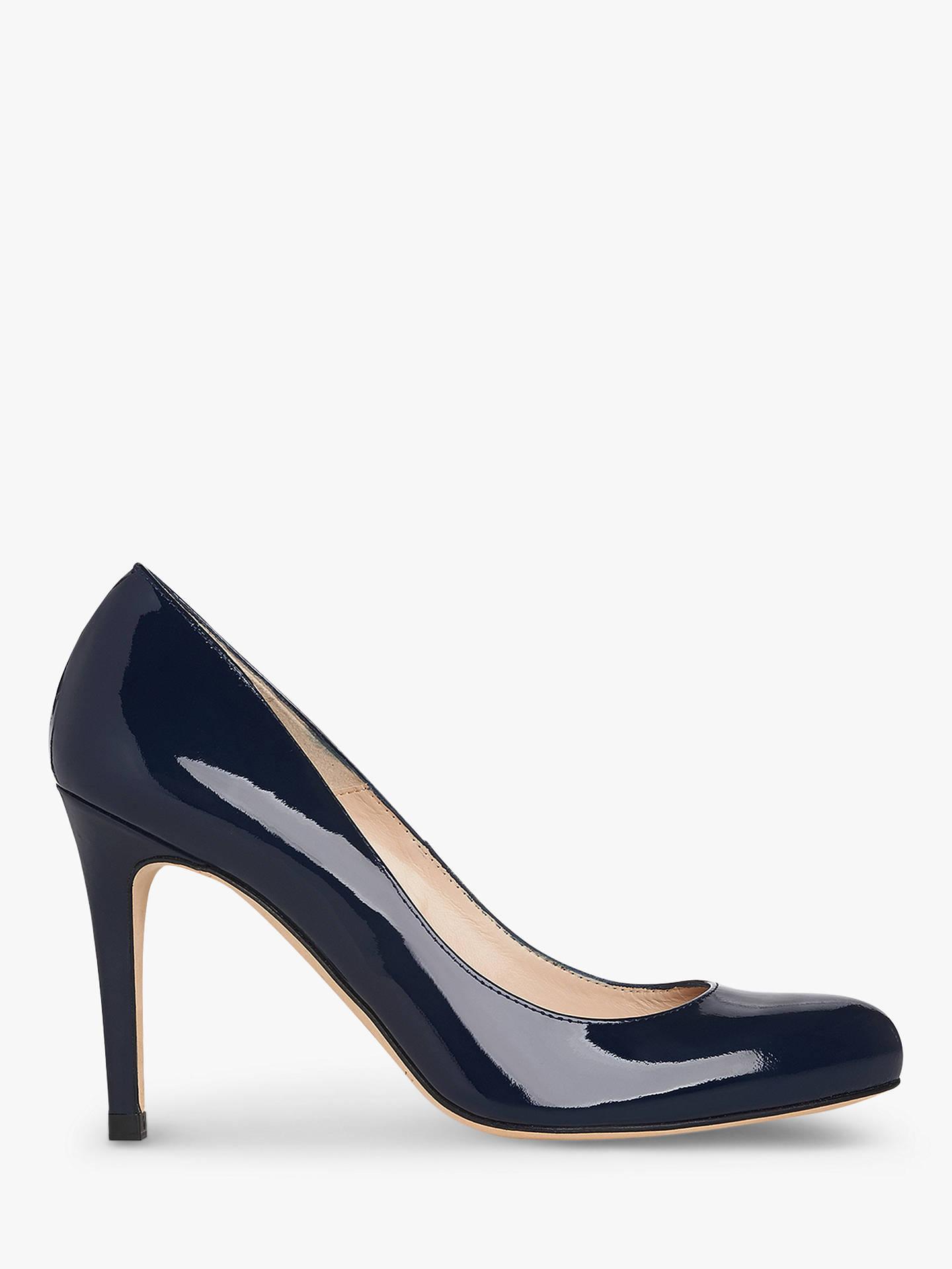 baed3c55e75 L.K.Bennett Stila Patent Leather Court Shoes at John Lewis   Partners
