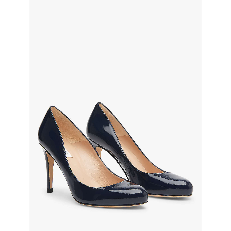 John Lewis Womens Shoes Blue