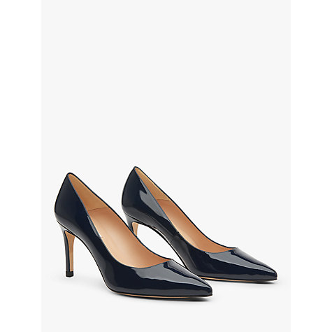 Buy L.K. Bennett Florete Pointed Toe Court Shoes Online at johnlewis.com