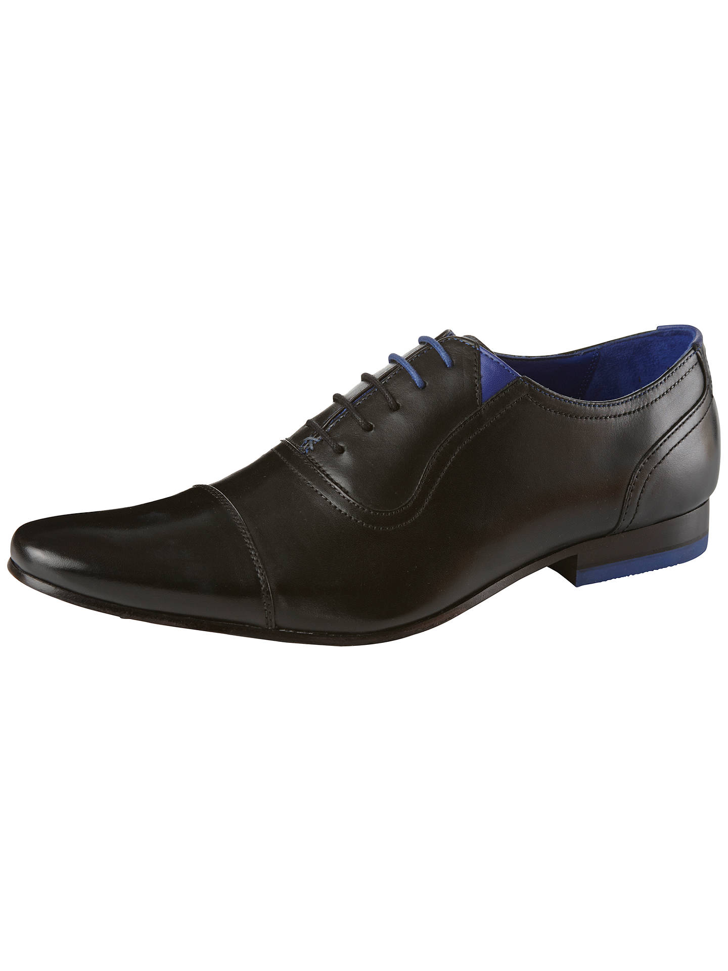 166d297087108 Ted Baker Rogrr Cap Toe Oxford Shoes at John Lewis   Partners