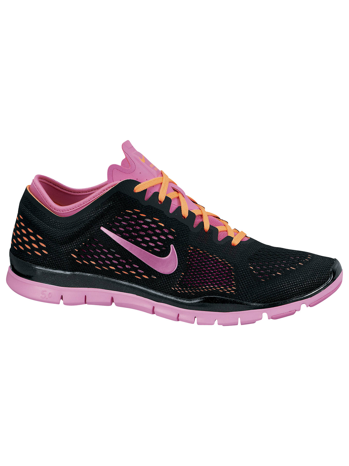 pick up 103e7 d91fb Nike Women's Free 5.0 TR Fit 4 Cross Trainers at John Lewis ...