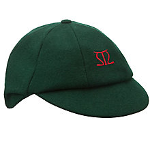 Buy Moorfield School Cap, Green Online at johnlewis.com