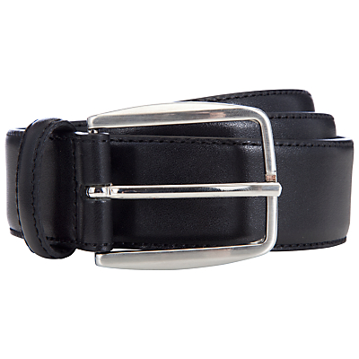 John Lewis Made in Italy Leather Belt