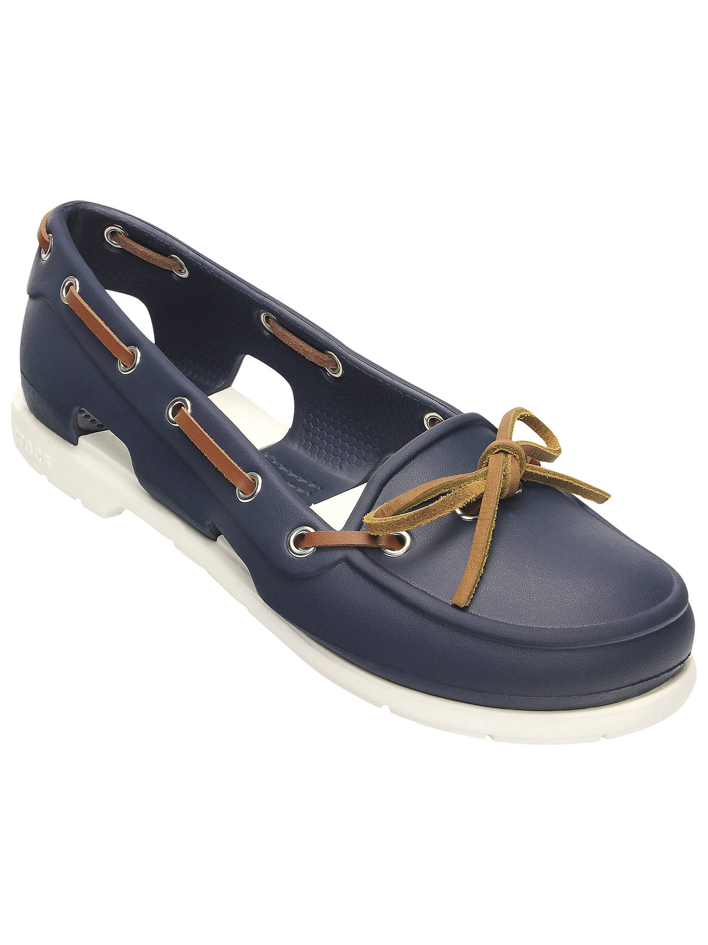 24e3995ae Buy Crocs Beach Line Women s Boat Shoes