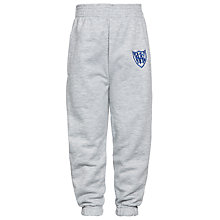 Buy Windrush Valley School Foundation Unit Track Pants, Grey Online at johnlewis.com