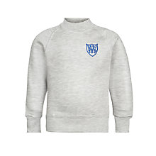 Buy Windrush Valley School Foundation Unit Sweatshirt, Grey Online at johnlewis.com