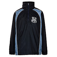 Buy Westville House Tracksuit Top, Navy/Royal Online at johnlewis.com