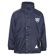 Buy Windrush Valley School Coat, Navy Online at johnlewis.com