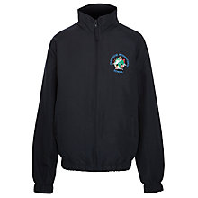 Buy Cambridge International School Tracksuit Top, Navy Online at johnlewis.com