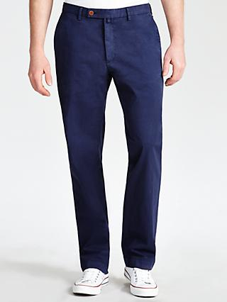Hackett London Stretch Twill Cotton Chinos