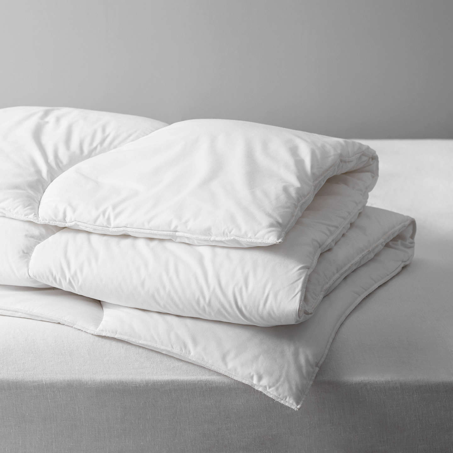 BuyJohn Lewis The Basics Microfibre Duvets, 10.5 Tog, Single Online at johnlewis.com
