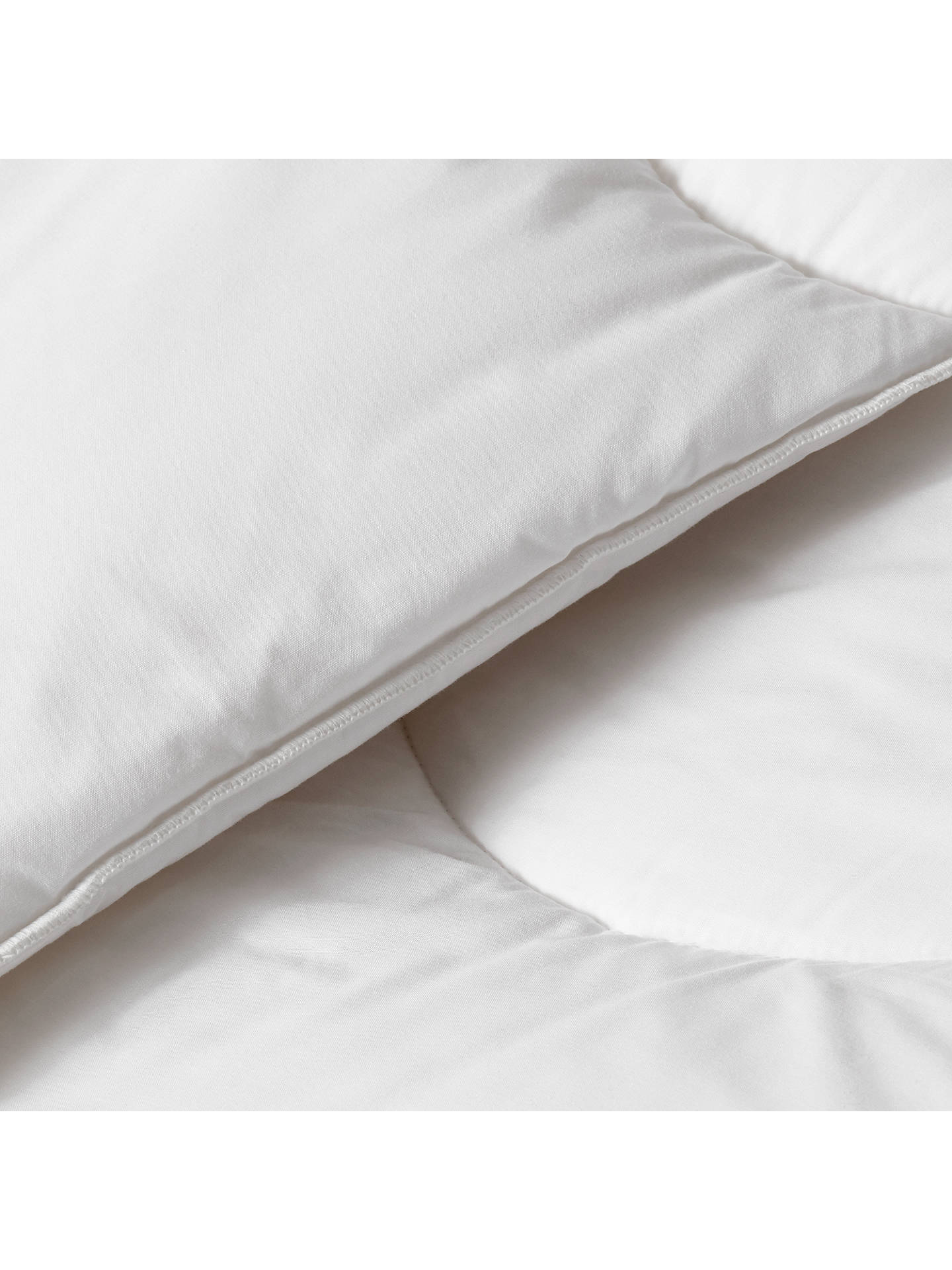 BuyJohn Lewis & Partners The Basics Microfibre Duvets, 10.5 Tog, Single Online at johnlewis.com