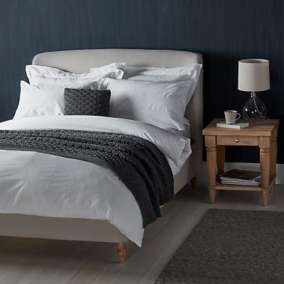 Croft Collection Pima Seersucker Stripe Cotton Bedding