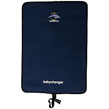Buy Konfidence Changing Mat, Navy Online at johnlewis.com