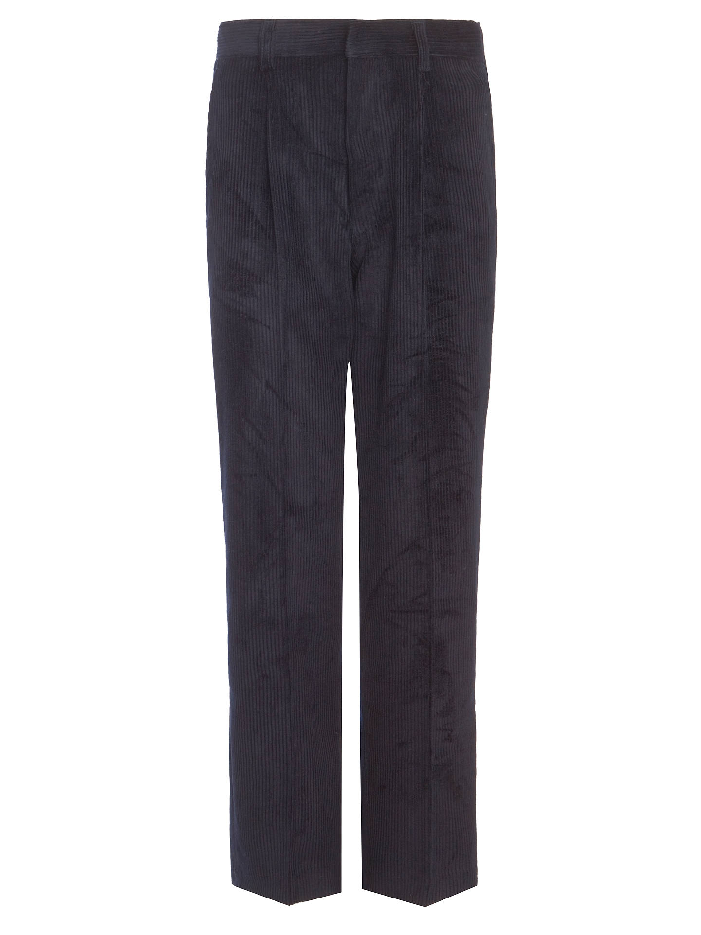 "BuyCord Boys' Trousers, Navy, W19"" Online at johnlewis.com"